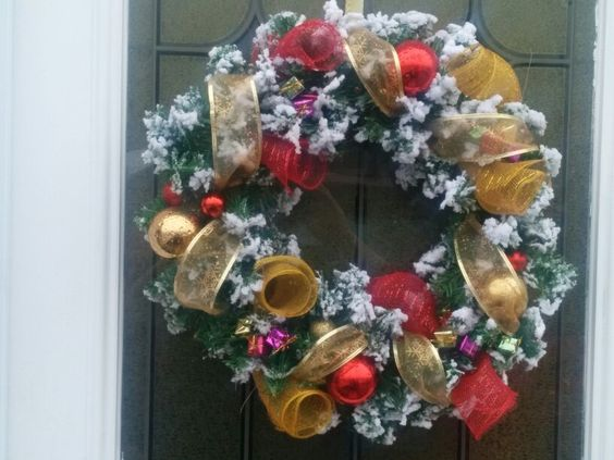My diy wreaths