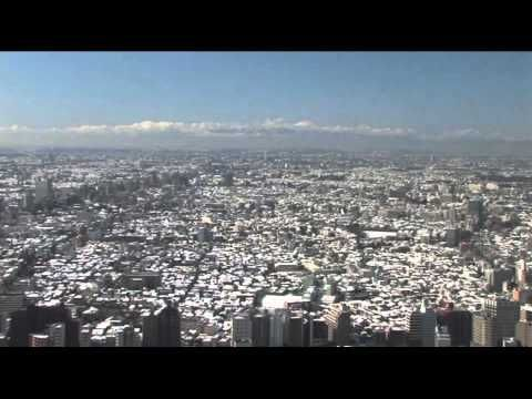 Tokio, die größte Stadt der Welt!