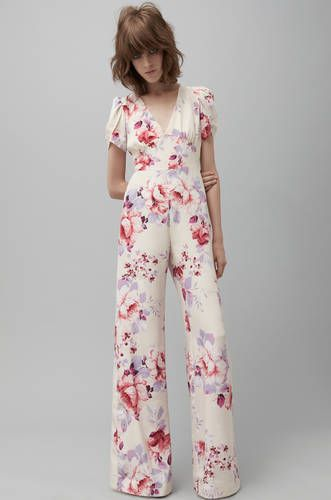 floral jumpsuit!   (Jill Stuart Pre-Summer 2013)