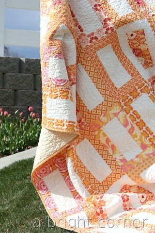 creamsicles quilt