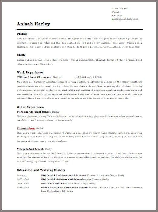 Download Cv Template Uk Zelaywpartco Sample Resume Templates Free Resume Template Download Basic Cv Template