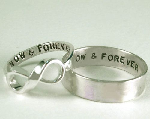his and promise rings so they both could one