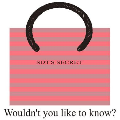 Victoria Secret Sorority Rush Shirt #Greek #Sorority #Clothing #SigmaDeltaTau #SDT #SigDelt #Screenprint