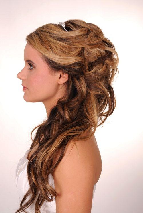 Log In Beautiful Bride Hair 37