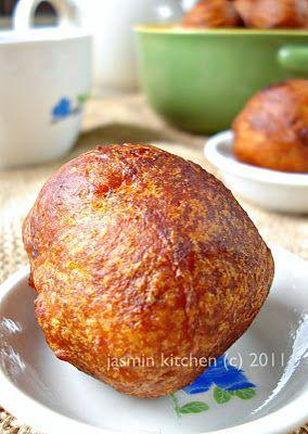 Jasmin S Kitchen Godok Pisang Aka Cekodok Pisang Makanan Resep Sarapan