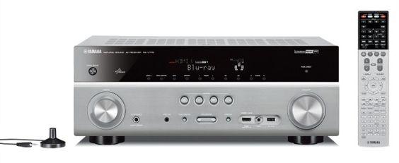 Nuevos receptores Yamaha, con 4K y especial cuidado del sonido  http://www.xataka.com/p/108098