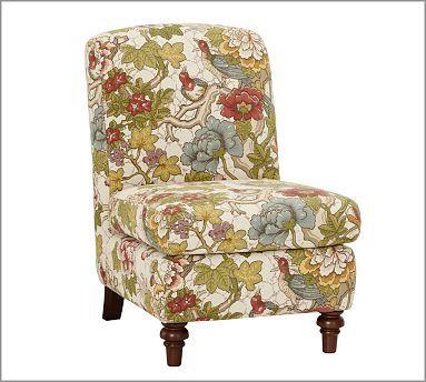 Brighton Chair - Ingrid Palampore #potterybarn