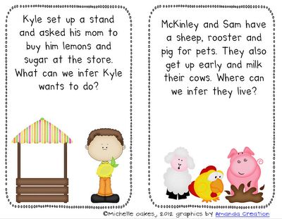 inferring cards