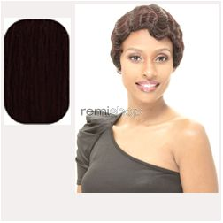 Janet Premium Synthetic Fiber Wigs Mommy  - Color 99J - Synthetic Regular Wig