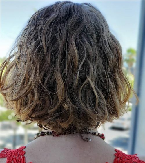 20 Perms For Short Hair That Are Super Cute Short Permed Hair Perm For Thin Hair Wave Perm Short Hair
