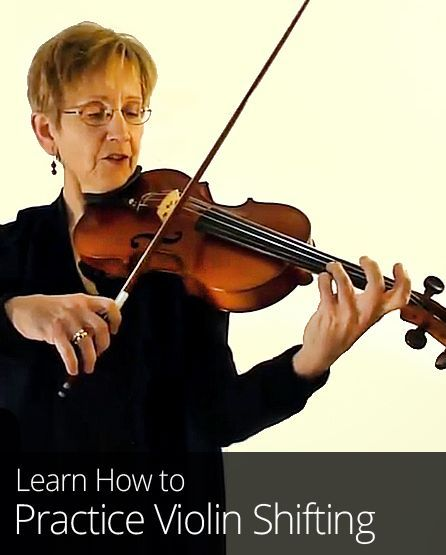 How to Practice Violin Shifting