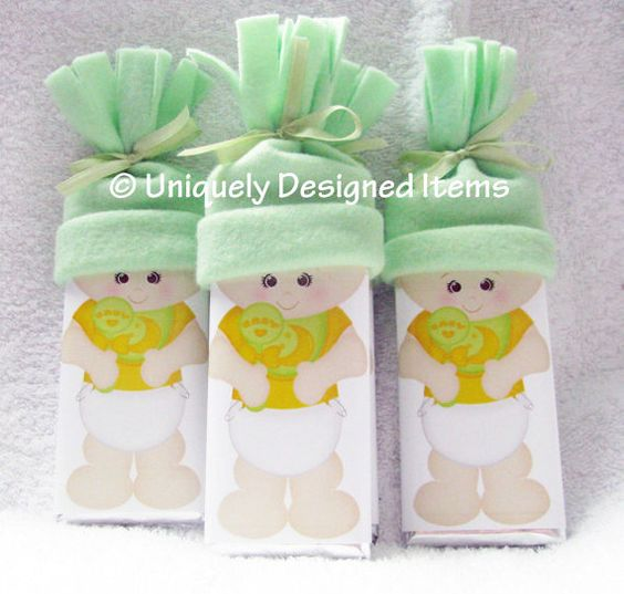 Baby shower favor  baby bars. Great for by UniquelyDesigneditem