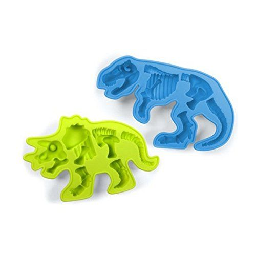 Small Dinosaur Soap Mold Cake Mold Silicone Mould For Candy Chocolate DB