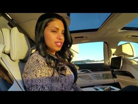 "ALL NEW BMW 750i Executive Lounge Package / 20"" Wheels / BMW Review"