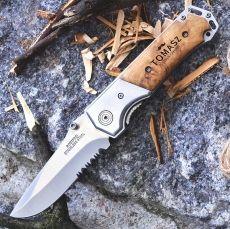 Personalizowany nóż SUPER CHŁOPAK idealny na urodziny