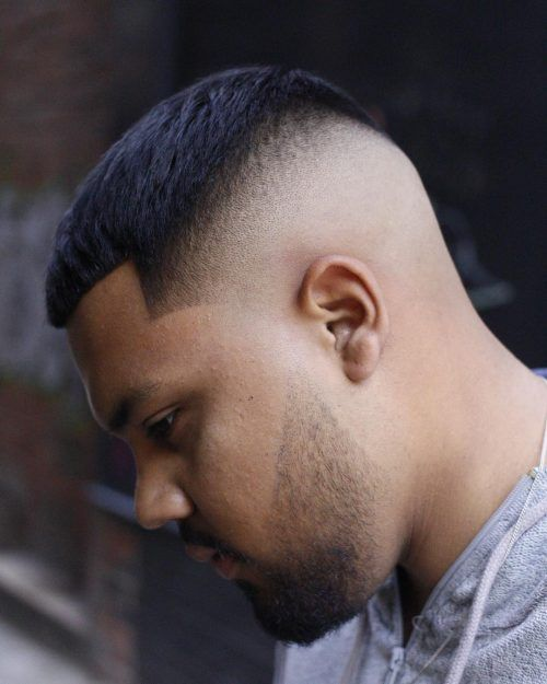 How To Do A Bald Fade : Trendy, Haircuts, Right, Fade,, Haircut,
