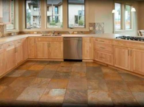 Kitchen Flooring Contemporary Kitchen Design And Flooring On Pinterest