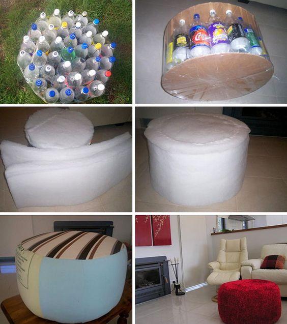 23 Creativas Formas De Volver A Utilizar Las Botellas De Plástico | Upsocl