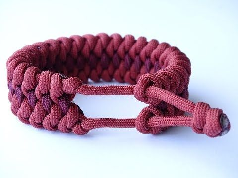 How To Make 1 Strand Technique Mated Snake Knot Mad Max Style