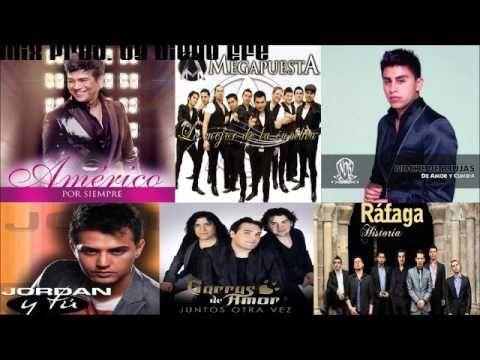 Mix Enganchado Cumbia - Noche de Brujas, Ráfaga, Megapuesta, Américo, Garras de Amor y Jordan. - YouTube