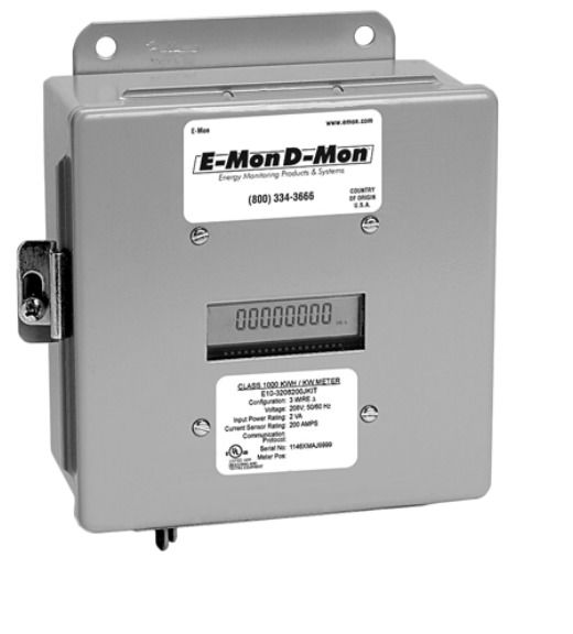Ebay Sponsored E Mon D Mon E10 3208100 Jkit Class 1000 1 Or 2 Phase 100a 120 208 240 Volt Kw Things To Sell Ebay Class