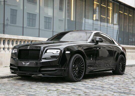 Onyx Concept Rolls Royce Wraith 2019 Pr In 2020 Rolls Royce Wraith Rolls Royce Bmw Car