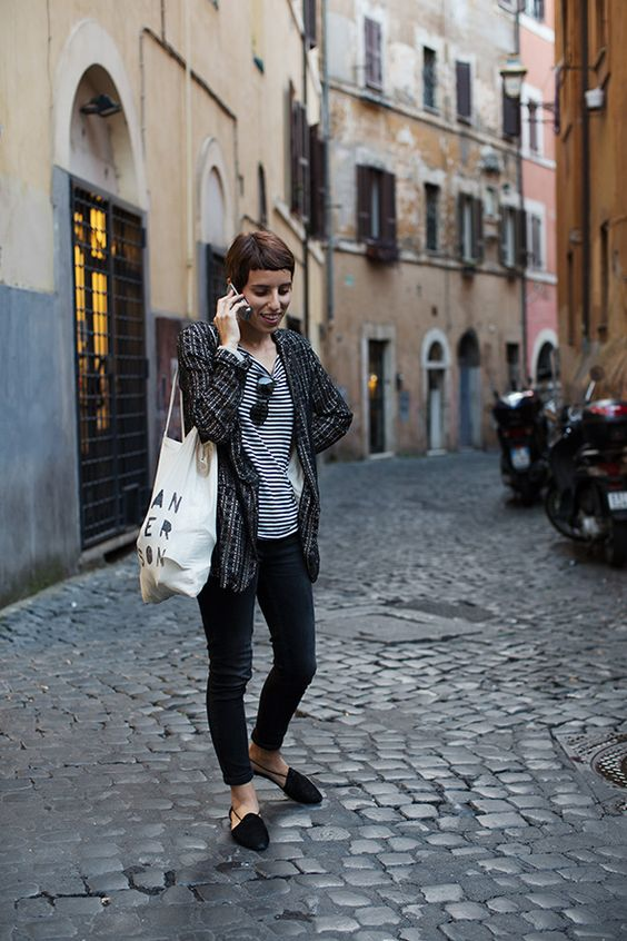 Flats Style And Rome On Pinterest