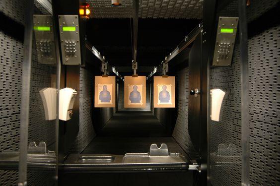 home indoor shooting range | Road Range™ Mobile indoor shooting range system