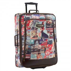 Vintage Luggage Suitcases And Vintage On Pinterest