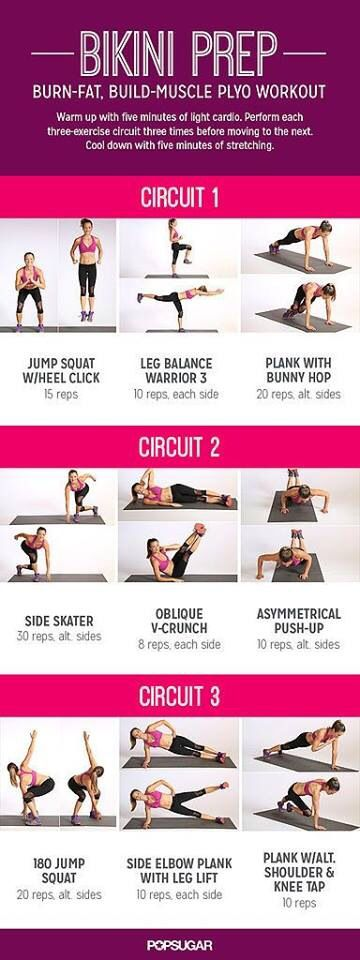 Another fitness idea