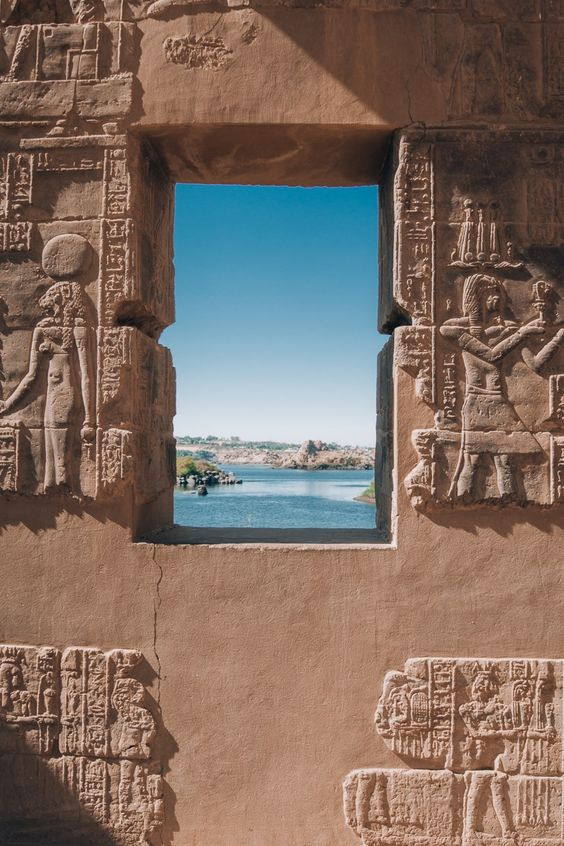 Aswan, Egypt; Also known as the Land of Gold - Tranneta's Travels