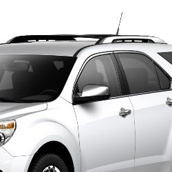 Chevy Equinox Cross Rails 19202488 Roof Rack Chevrolet Accessories Chevy Accessories