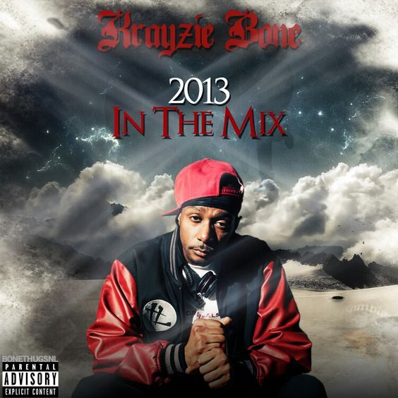 Krayzie Bone In The Mix 2013