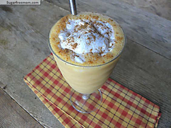 Pumpkin Pie Protein Smoothie: No Sugar Added
