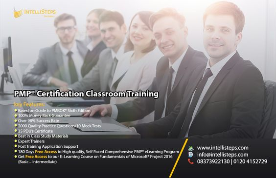 Add More To Your Project Management Skills With A Pmp Certification Enroll Now And Get Early Bird Discount Classroom Training Training Base Training Classes