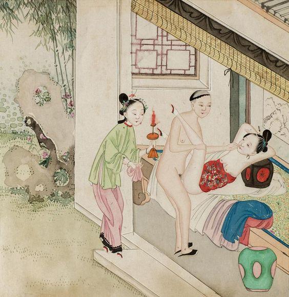 chinas eroticas