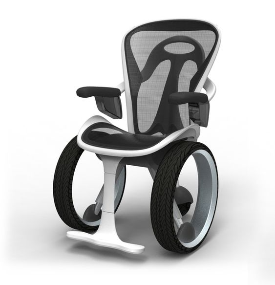 Wheelchair Concept on Behance