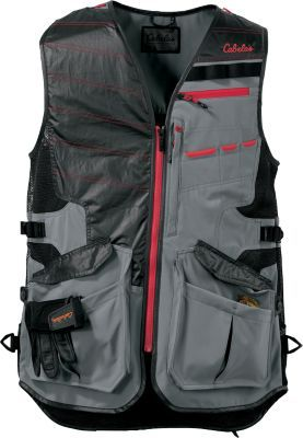 Shooting gears and ranges on pinterest for Cabelas fishing vest