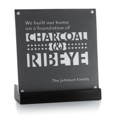 6x6 Foundation of Our Home - Customly Yours Frames Product Sets - Hallmark