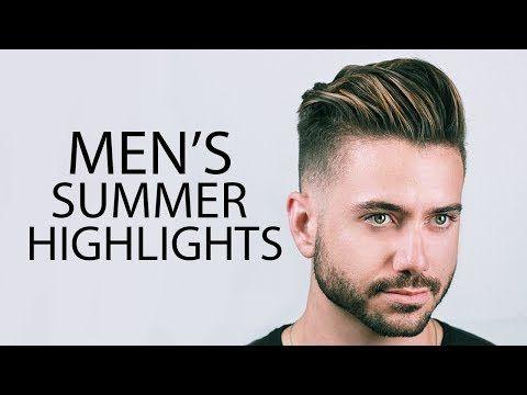 Mens Hair Highlights Near Me