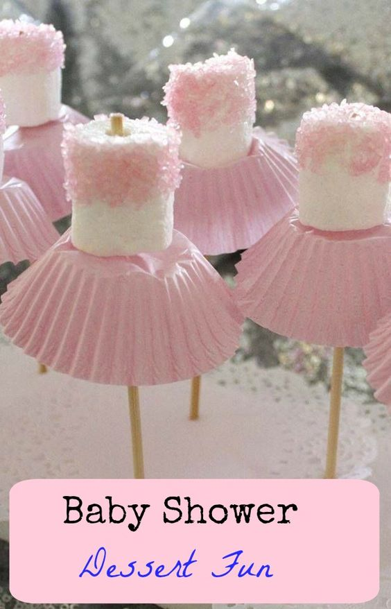 Snacks For Baby Shower Girl ~ Baby shower foods fun and showers on pinterest
