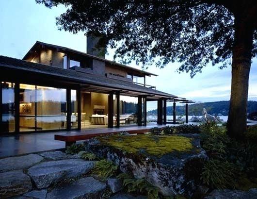 Pin On Modern Lake Homes