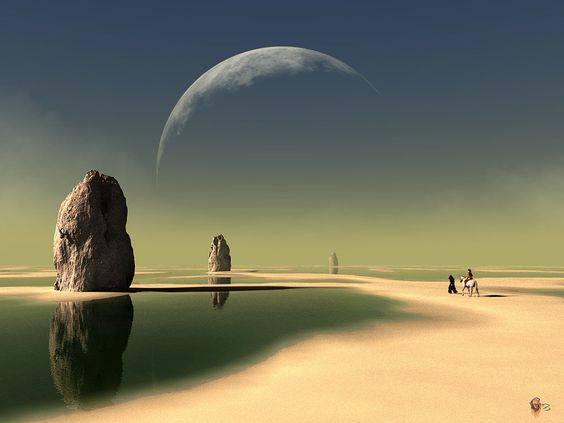 Journey to the End of Time by gerberc on DeviantArt:
