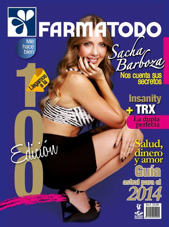Revista Farmatodo Enero 2014 - Edición 100