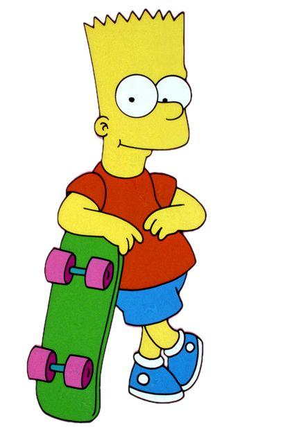 I love Bart Simpson!