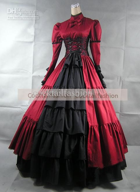 509baae59e9e New style Two Color Red Black Layered Full Length Lace Bow Wedding .
