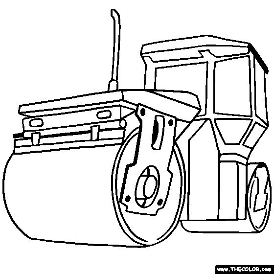 100 Free Trucks And Construction Vehicle Coloring Pages Color In This Picture Of A Steam Roller Coloring Pages Online Coloring Pages Free Kids Coloring Pages