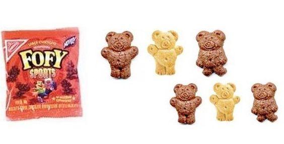 Biscoitos Fofy.   23 cheiros que vão te levar de volta à infância