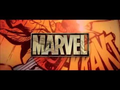 Marvel Opening Screen Free After Effects Template Logo Reveal Marvel Templates