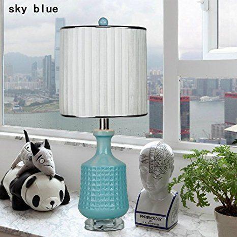 Astor- Decorativa lampada da tavolo in ceramica moderna lampada americano…